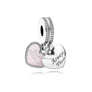 Pandora Best Friends, Always There Dangle Charm